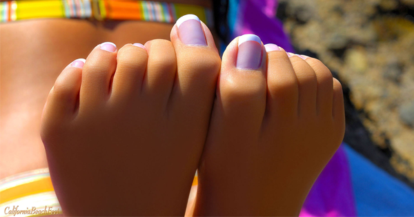 The Secret Language Of Toes