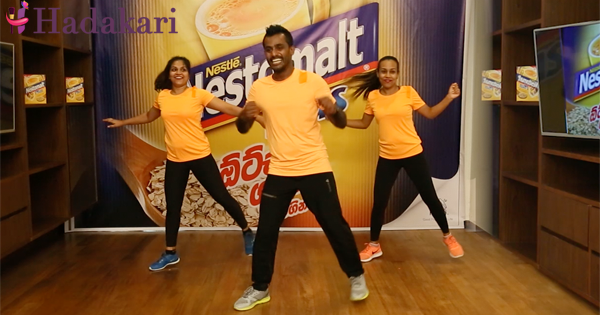 Lets Learn Zumba - Lesson 06