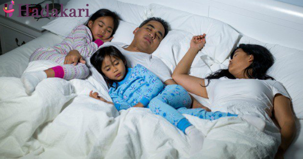 Why children should sleep separately from parents