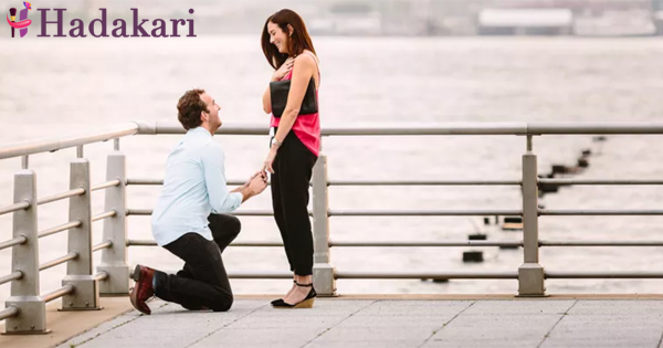 What you should do first if some one propose you