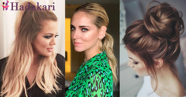 7 hair styles for day-to-day use