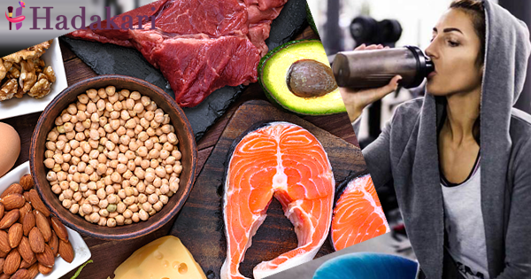 Know about the myth of taking excess protein