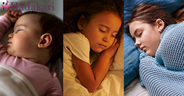 The importance of children's sleep
