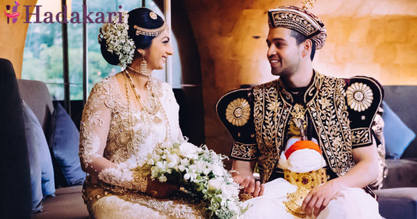 Get to know the customs of a Sinhala wedding